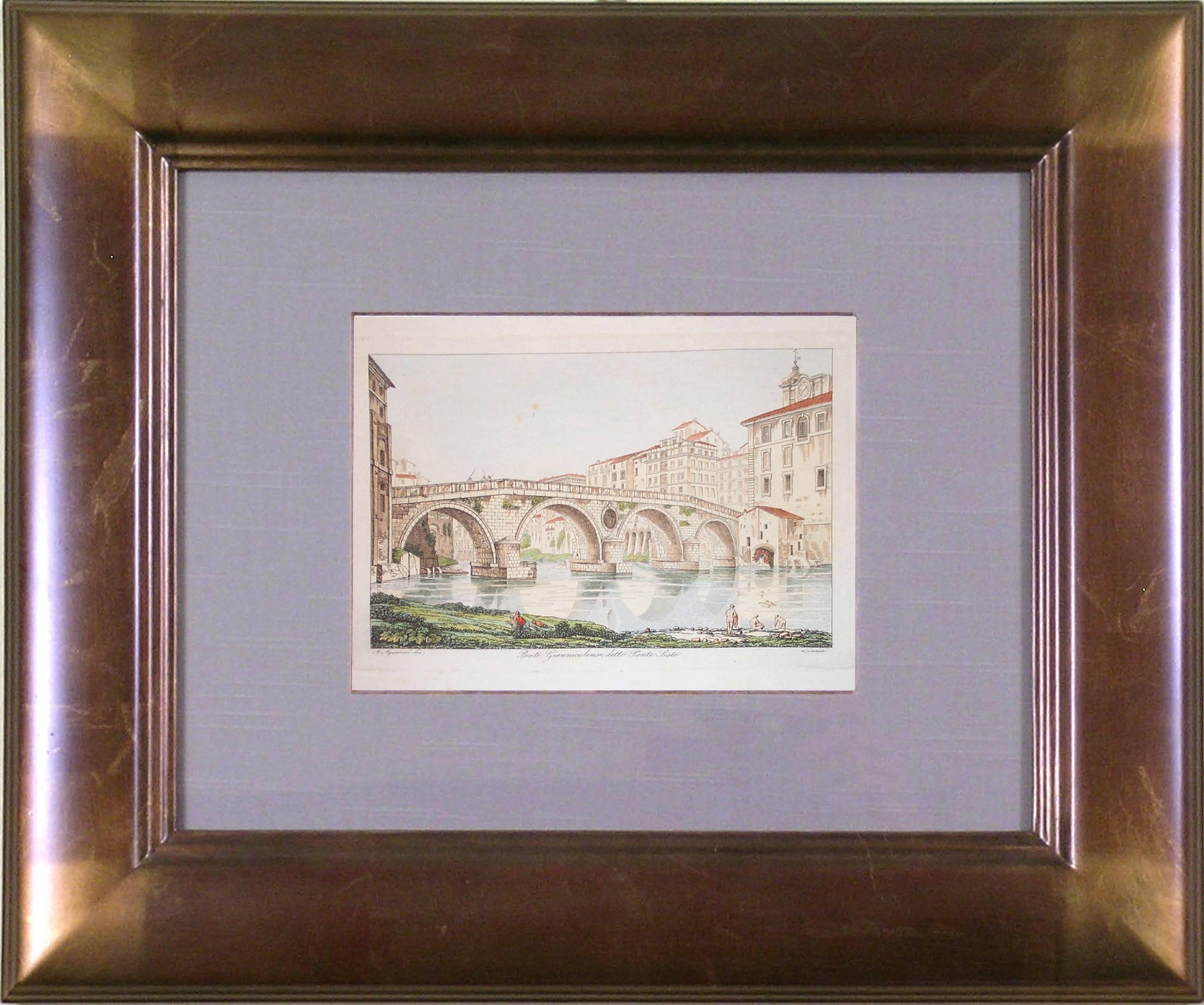Ponte Gianniculense  (Italy)
