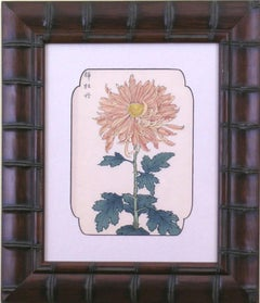 Chrysanthemum (Copper #2)