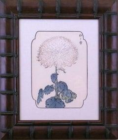 Chrysanthemum  (Copper #3)