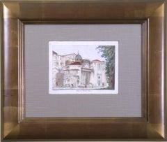 Tempio di Romolo, e Remo