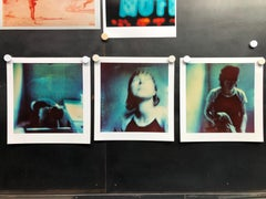 Max Blue (The Last Picture Show), triptych