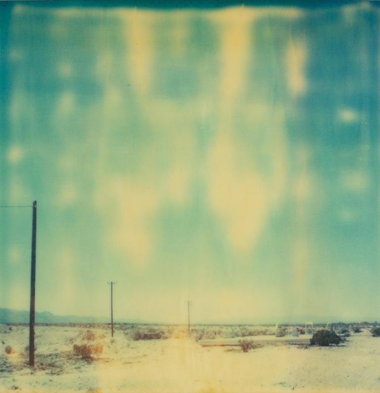 Stefanie Schneider Color Photograph - Blurry and Hot - Sidewinder