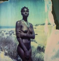 African Queen, 50x50cm