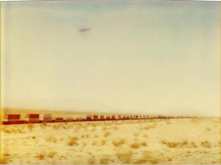 Train crosses Plain (Wastelands)