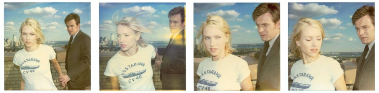 Stefanie Schneider Color Photograph - Lila and Sam from the movie Stay with Ewan McGregor, Naomi Watts