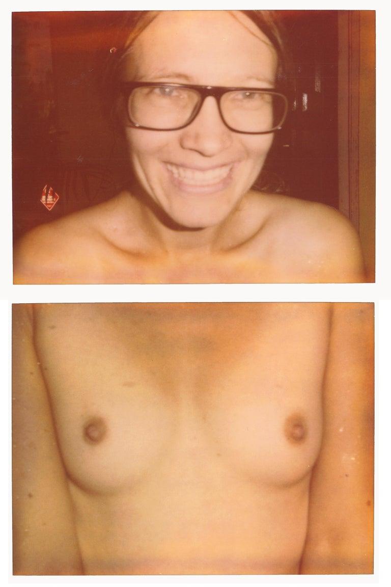 Small Breasts - Strange Love, analog, mounted