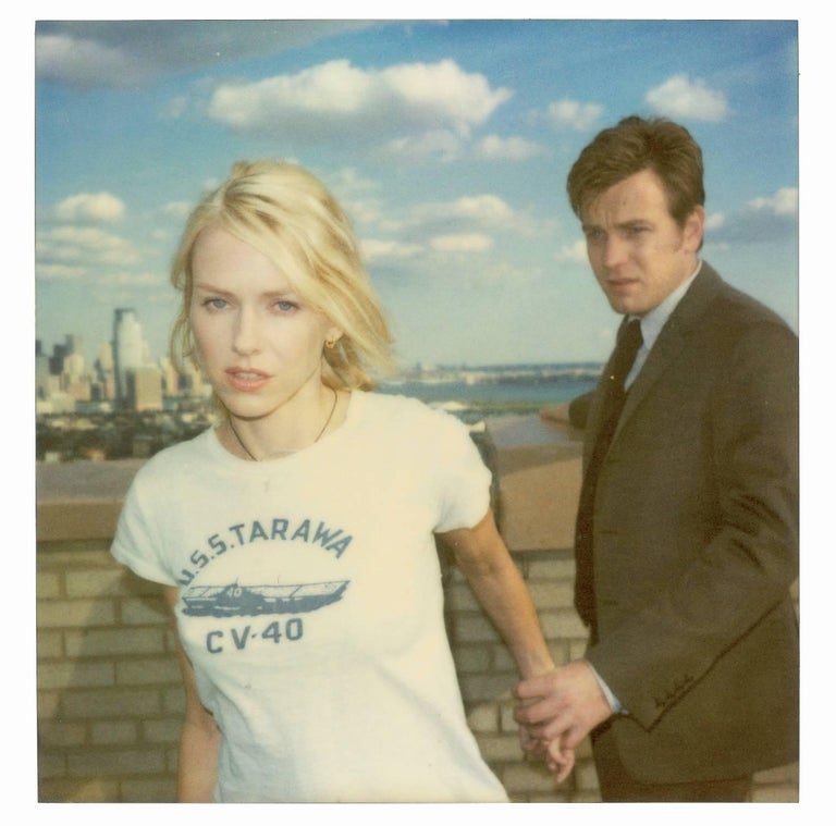 Lila and Sam from the movie Stay with Ewan McGregor, Naomi Watts, not mounted - Contemporary Photograph by Stefanie Schneider