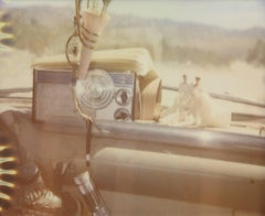 "Banished, Contemporary, 21st Century, Polaroid, Figurative Photography"""