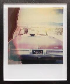 The End - Contemporary, Polaroid, Photograph, Expired, Analogue