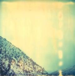 M- Contemporary, Landscape, 21st Century, Photograph, Analog, Schneider, expired