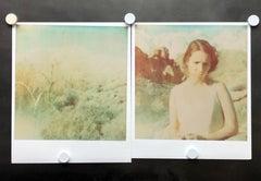 Contemporary, Figurative, Urban, expired, Polaroid, analog Schneider, 21st, 20th