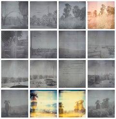 Contemporary, Abstract, Landscape, USA, Polaroid, Schneider, 21st Century,