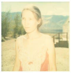 Owen's Valley - Contemporary, 21st Century, Polaroid, Portrait Photography