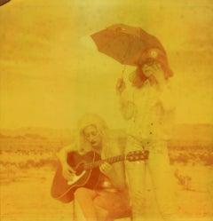 Contemporary, 21st Century, Polaroid, Figurative, Photograph, Woman, Schneider,