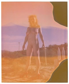 Polaroid, photograph, Contemporary, Woman, Nude, Newton, Figurative, Schneider