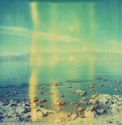 Contemporary, Abstract, Landscape, Polaroid, Land, Schneider, photograph, dream