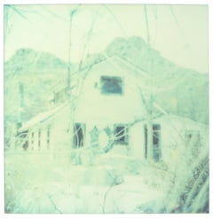 Contemporary, Abstract, Landscape, Polaroid, Schneider, 21st Century, house