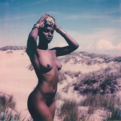 Amazing Grace, 21st Century, Polaroid, Nude Photography, Color