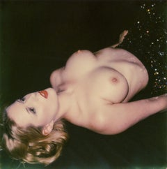 All that Glitters ain't Gold - 21st Century, Polaroid, Nude, Photography, Contem