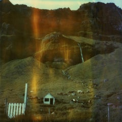 Land Of Bliss, 21st Century, Polaroid, Landscape Photography, Contemporary