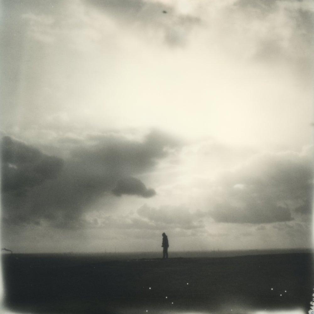 Contemporary, Figurative, Woman, Polaroid, Photograph, 21st Century, Nude,