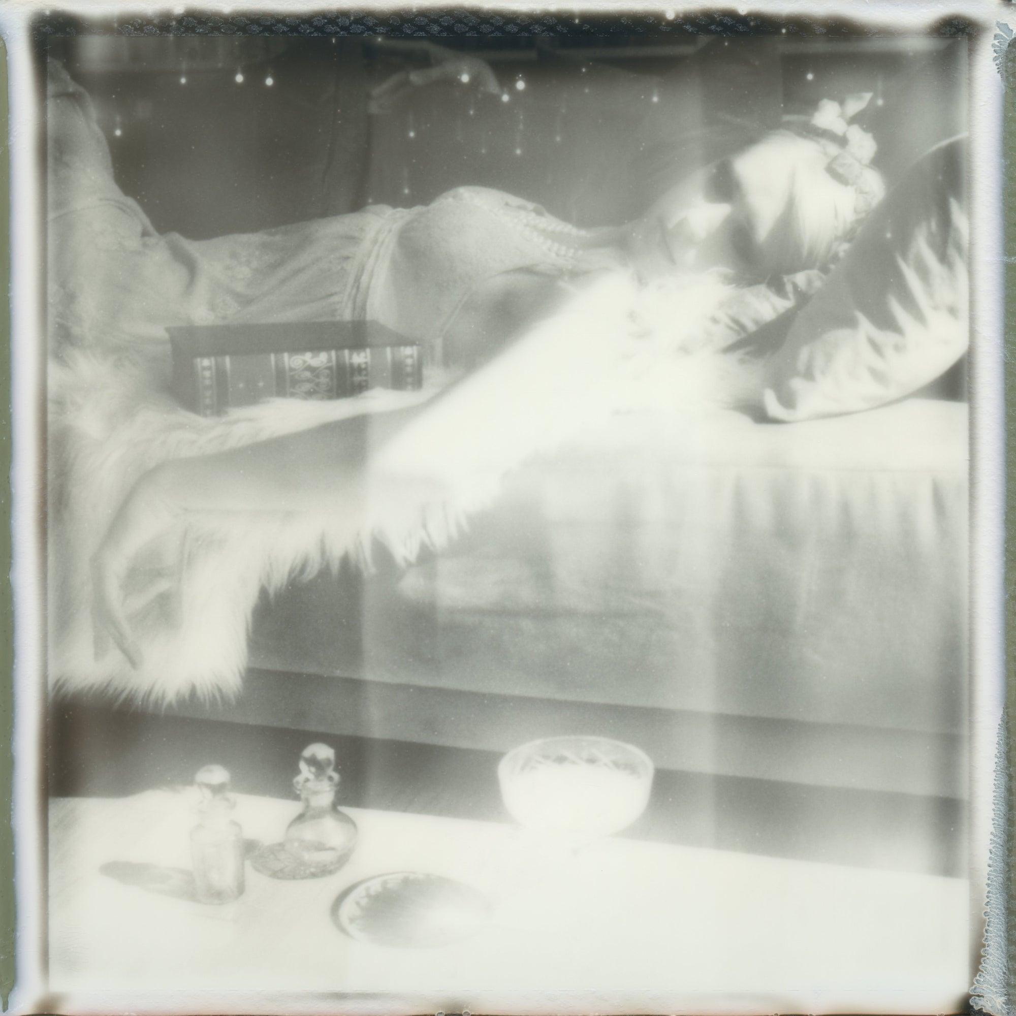 Décadence, 21st Century, Polaroid, Figurative Photography, Contemporary