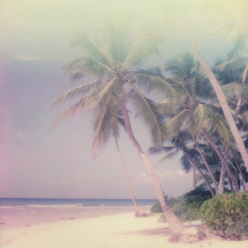 Dance With Me - Contemporary, Polaroid, 21st Century, Landscape