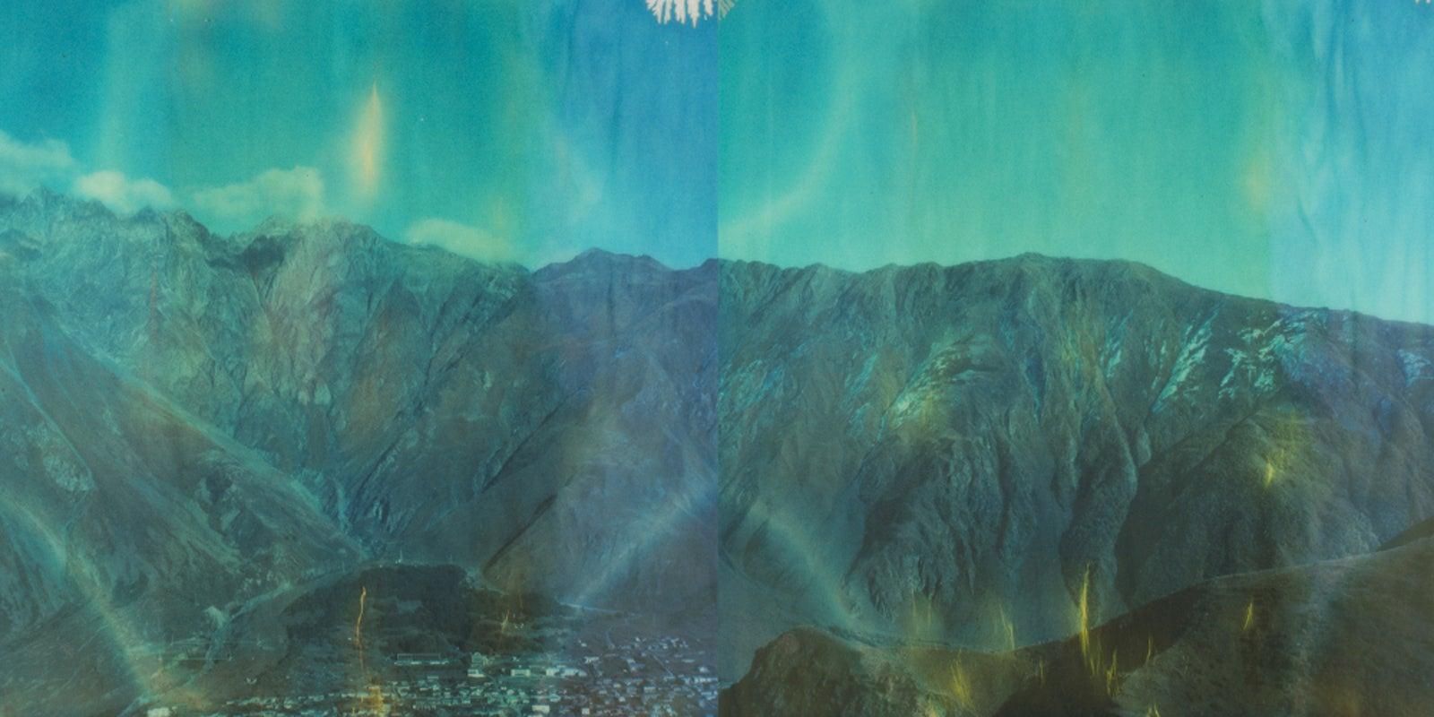 And I Must Go - Contemporary, Polaroid, 21st Century, Landscape