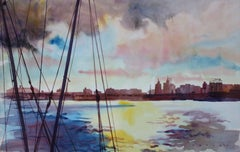 Untitled (Nautical Scene)
