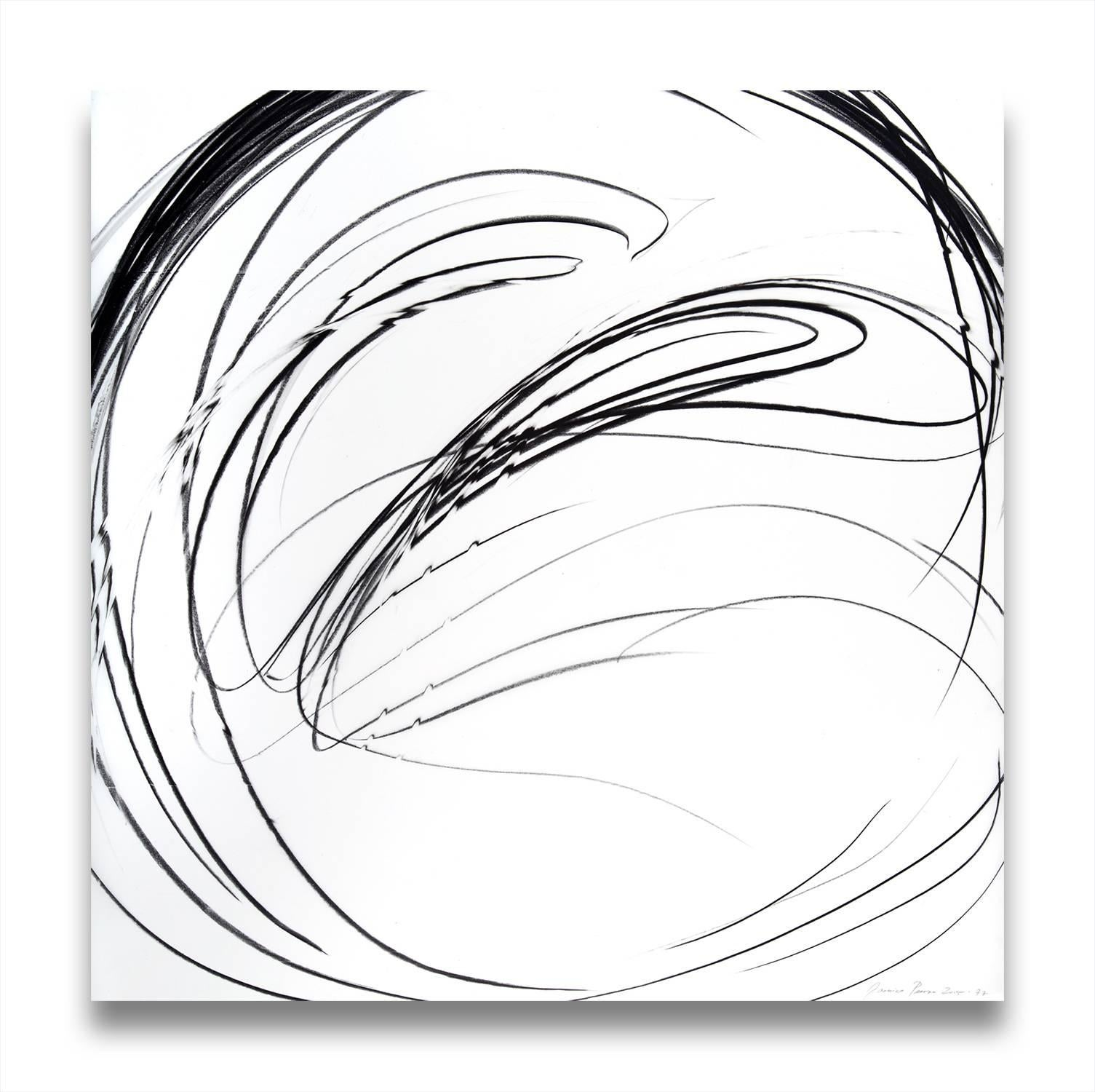 Maelstrom Series 77 (Abstract drawing)