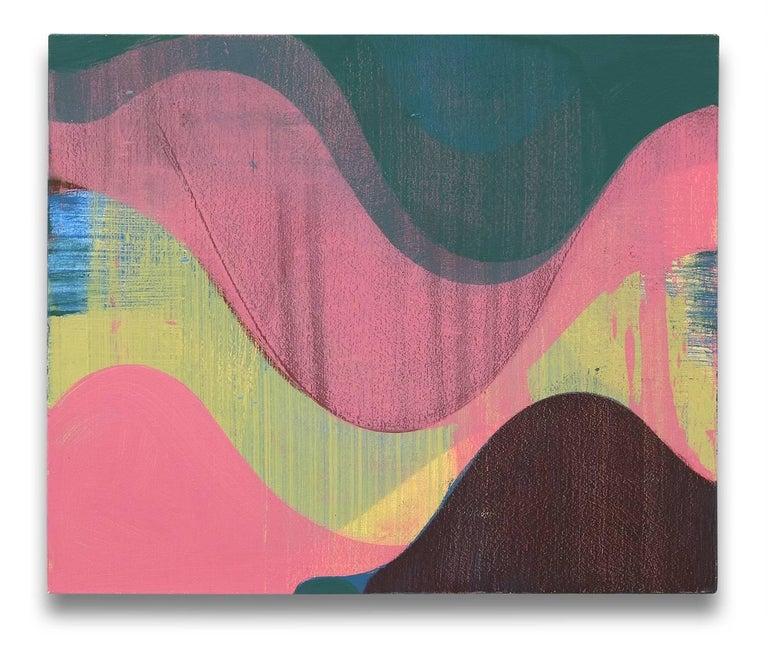 Margaret Neill Abstract Painting - Aviator