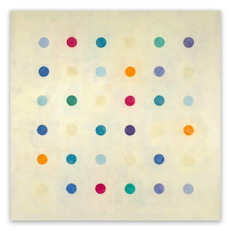 Tracey Adams Abstract Painting - (R)evolution 39