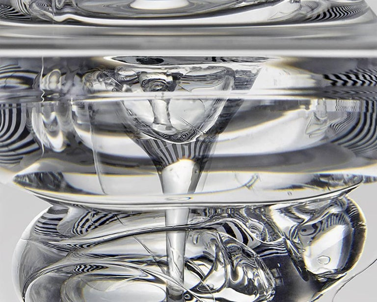 Gravity - Liquid 05 (Large) - Abstract Photograph by Seb Janiak