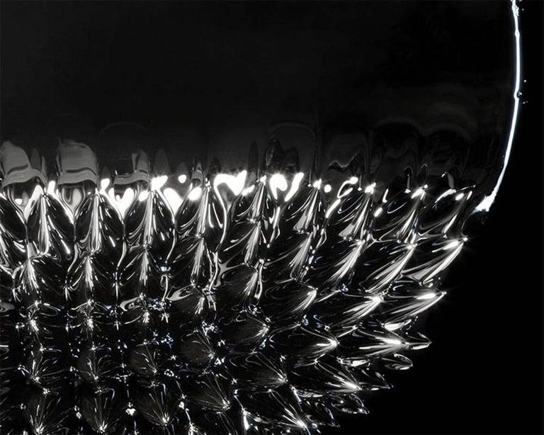 Magnetic radiation 14 (Medium) - Abstract Photograph by Seb Janiak