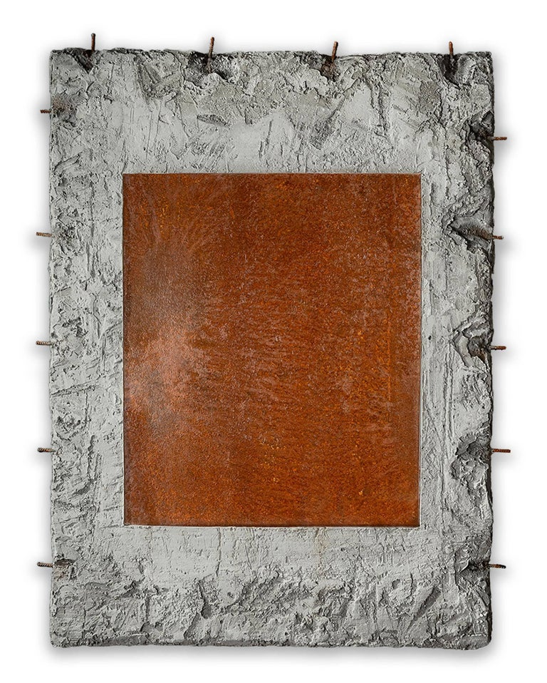 Still Steel - Mixed Media Art by Pierre Auville