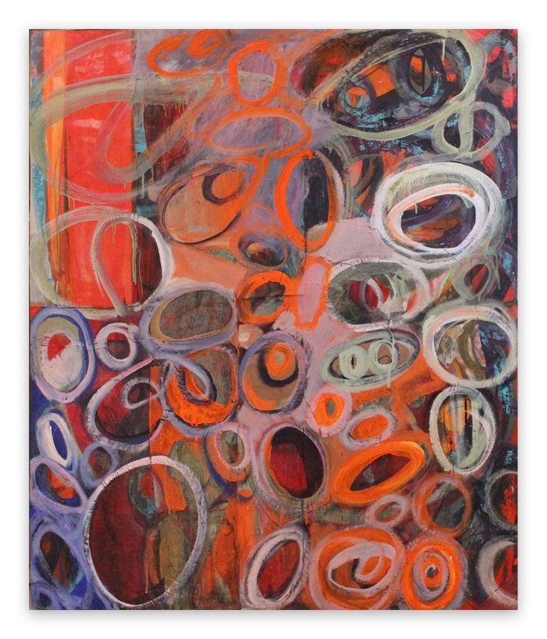 Deanna Sirlin Abstract Painting - Wonder