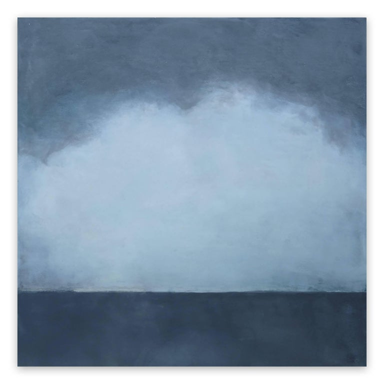 Janise Yntema Abstract Painting - Wimereux