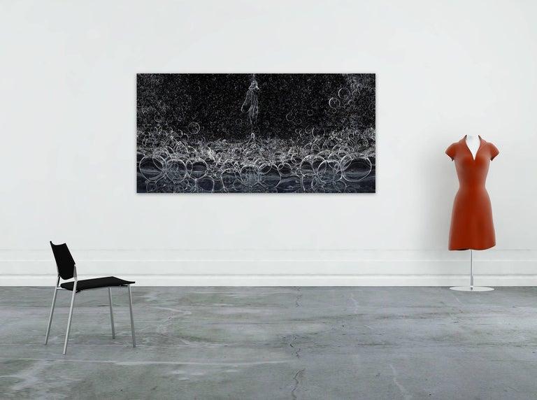 Gravity - Liquid 19 (Large) - Photograph by Seb Janiak