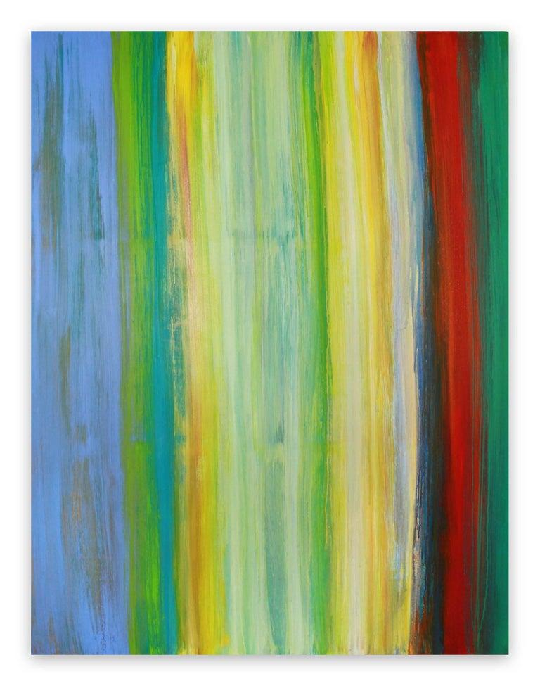 Deanna Sirlin Abstract Painting - Awakening