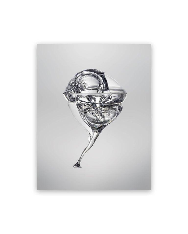 Seb Janiak Abstract Photograph - Gravity - Liquid 04 (Medium)