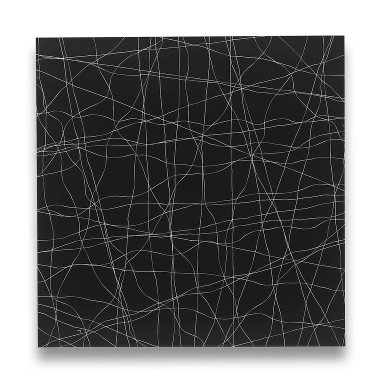 Tenesh Webber Abstract Photograph - Loose String 2
