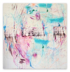 Pastel Abstract Paintings