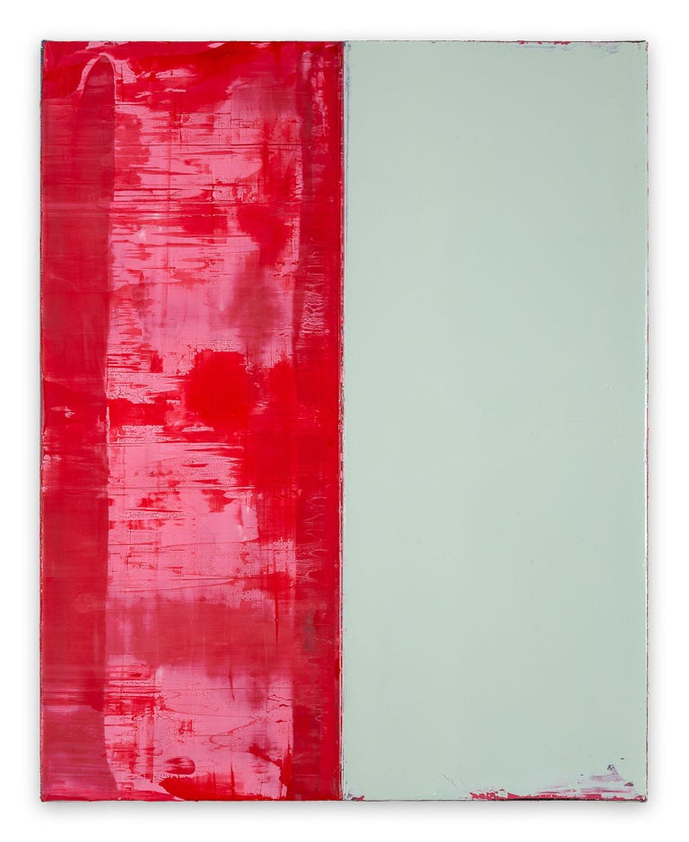 Arvid Boecker Abstract Painting - #1179