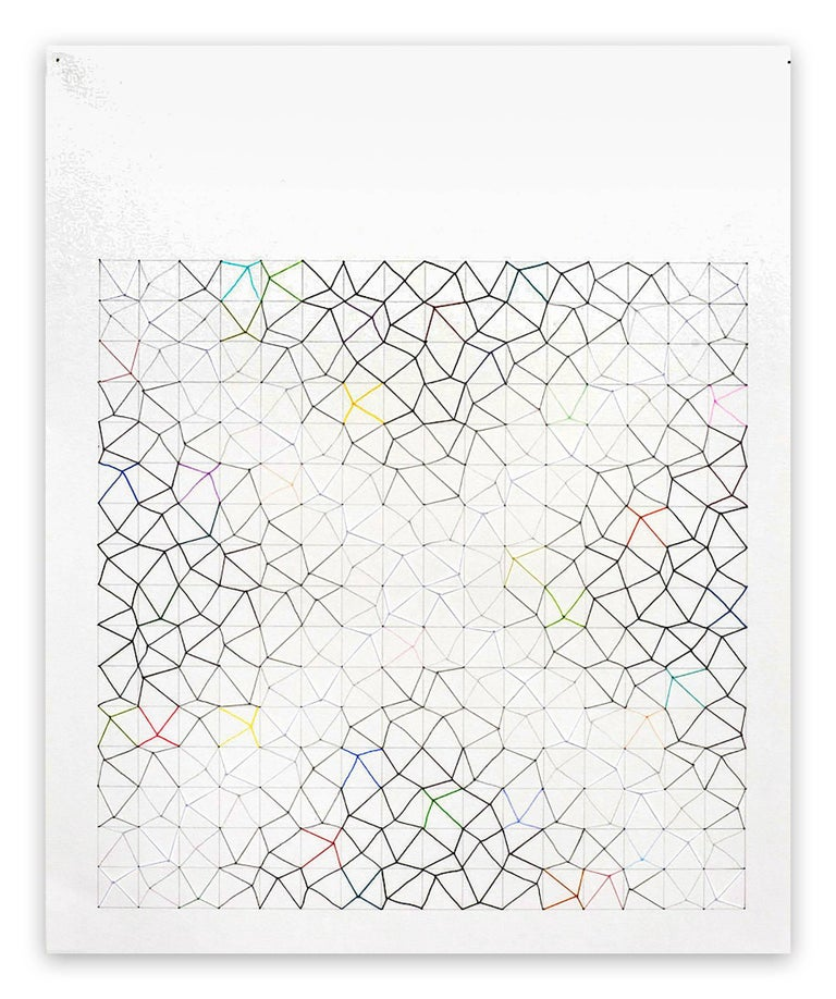 Audrey Stone Abstract Drawing - Nb. 61