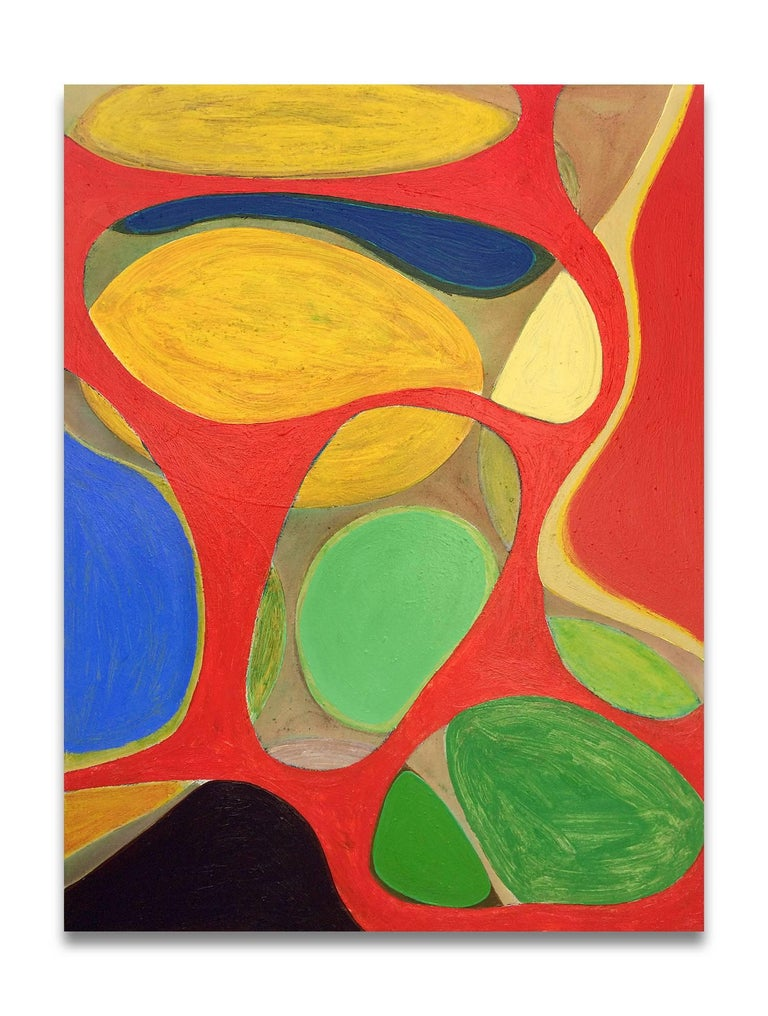 Gary Paller Abstract Painting - 14 (2013)