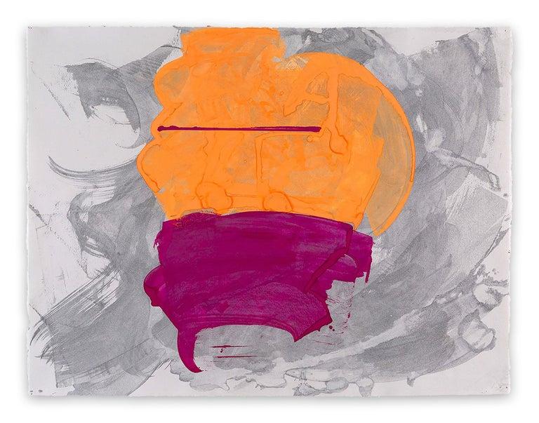 Jill Moser Abstract Painting - 10.1