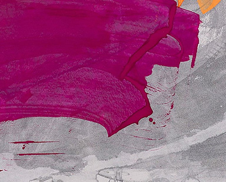 10.1 - Abstract Painting by Jill Moser