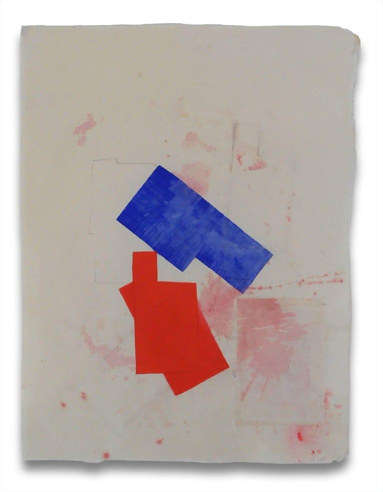 Jean Feinberg Abstract Drawing - P4.15