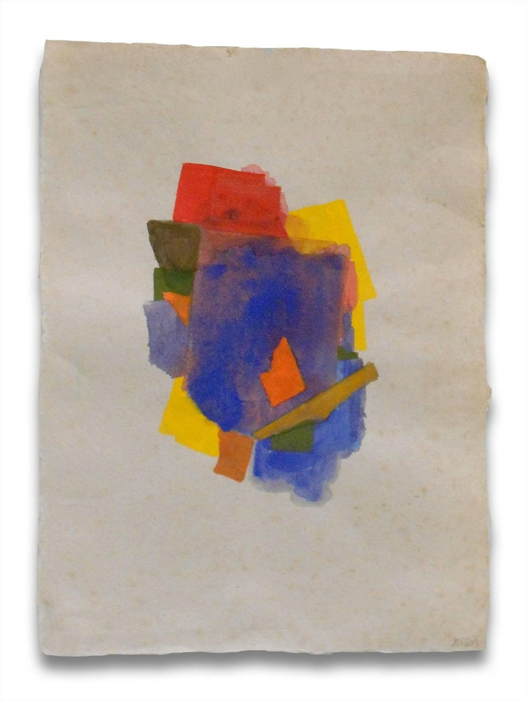 Jean Feinberg Abstract Painting - P3.13