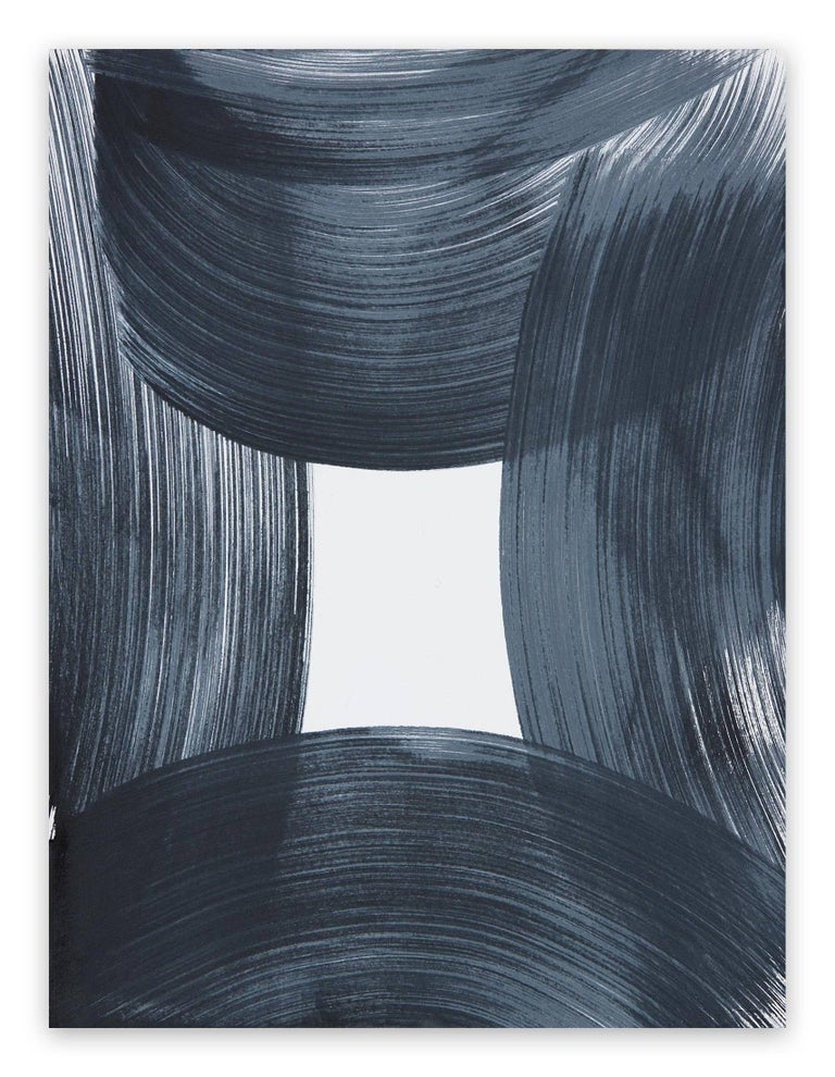Anne Russinof Abstract Painting - Swipe 3